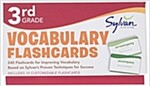 3rd Grade Vocabulary Flashcards: 240 Flashcards for Improving Vocabulary Based on Sylvan's Proven Techniques for Success (Other)