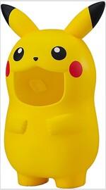 넨도로이드모어 포켓몬스터 키구루미 페이스 파츠 케이스[피카츄] (おもちゃ&ホビ-)