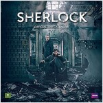 Sherlock Official 2018 Calendar - Square Wall Format (Calendar)