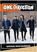 One Direction Official 2018 Calendar - A3 Poster Format (Calendar)