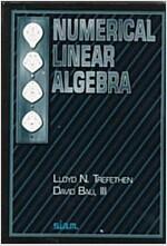 Numerical Linear Algebra (Paperback)