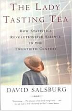 Lady Tasting Tea (Paperback)