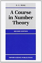 A Course in Number Theory (Paperback, 2 Revised edition)
