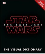 Star Wars the Last Jedi the Visual Dictionary (Hardcover)