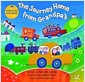 [중고] The Journey Home from Grandpa's [With CD (Audio)] (Wallet or folder, Paperback and 1 CD-Audio)
