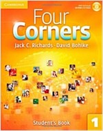 Four Corners Level 1 Student's Book with Self-study CD-ROM (Package)