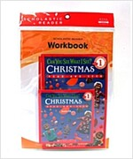 Scholastic Leveled Readers 1-1 : Can You See What I See? : Christmas (Book + CD + Workbook)