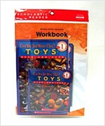 Scholastic Leveled Readers 1-3 : Can You See What I See? : Toys (Book + CD + Workbook)