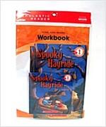 Scholastic Leveled Readers 1-7 : Spooky Hayride (Book + CD + Workbook)