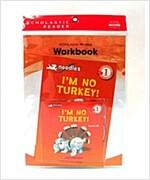 Scholastic Leveled Readers 1-9 : I'm No Turkey! (Book + CD + Workbook)