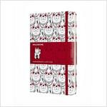 Moleskine Limited Edition Maneki Neko, Large, Ruled, White, Hard Cover (5 X 8.25) (Other)