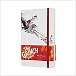 Moleskine Limited Edition Dr. Seuss, Large, Ruled, White, Hard Cover (5 X 8.25) (Other)