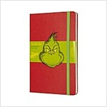 Moleskine Limited Edition Dr. Seuss, Large, Ruled, Red, Hard Cover (5 X 8.25) (Other)