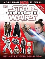 Star Wars The Last Jedi (TM) Ultimate Sticker Collection (Paperback)