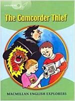 [중고] Explorers 3 : The Camcorder Thief (Paperback) (Board Book)