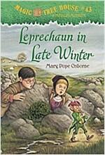 Leprechaun in Late Winter [With Sticker(s)] (Paperback)