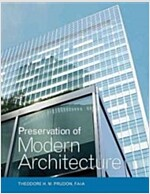 Preservation of Modern Architecture (Hardcover)