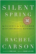 Silent Spring (Paperback, 40, Anniversary)