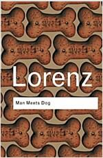 Man Meets Dog (Paperback)