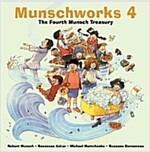 [중고] Munschworks 4: The Fourth Munsch Treasury (Hardcover)