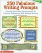 [중고] 350 Fabulous Writing Prompts (Paperback)