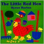 The Little Red Hen Board Book (Board Books)