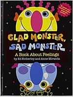 Glad Monster, Sad Monster (Hardcover, Revised)