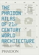 Phaidon Atlas of 21st Century World Architecture (Paperback)
