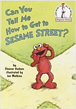 Can You Tell Me How to Get to Sesame Street? (Sesame Street) (Hardcover)