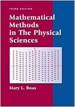Mathematical Methods in the Physical Sciences (Hardcover, 3)