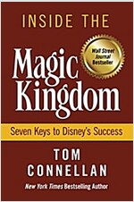 [중고] Inside the Magic Kingdom (Hardcover)