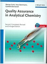 Quality Assurance in Analytical Chemistry: Applications in Environmental, Food and Materials Analysis, Biotechnology, and Medical Engineering [With CD (Hardcover, 7, Revised)
