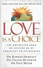 [중고] Love Is a Choice: The Definitive Book on Letting Go of Unhealthy Relationships (Paperback, Revised)
