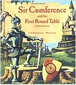 Sir Cumference: And the First Round Table (Paperback)