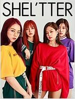 SHEL'TTER #43 SPECIAL EDITION 2017 AUTUMN(BLACKPINKカバ-) (雜誌)