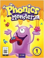 Phonics Monster 2E 1 Student Book (Single Letters)