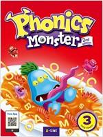 Phonics Monster 2E 3 Student Book (Long Vowels)
