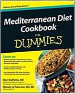 Mediterranean Diet Cookbook for Dummies (Paperback)