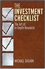 The Investment Checklist : The Art of In-Depth Research (Hardcover)