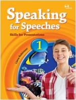 Speaking for Speeches 1 (Paperback+MP3 CD)