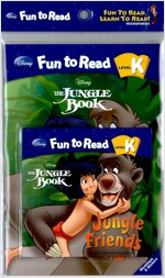 The Jungle Book : Jungle Friends (Paperback + Workbook + Audio CD 1장)