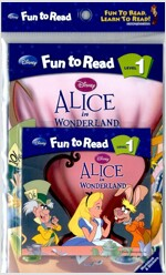 Alice : Alice in Wonderland (Paperback + Workbook + Audio CD 1장)