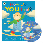 노부영 세이펜 How Do You Feel? (New) (Paperback & CD)