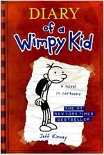 [중고] Diary of a Wimpy Kid (Hardcover)