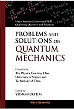 Problems and Solutions on Quantum Mechan (Paperback)