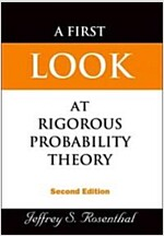 A First Look at Rigorous Probability Theory (Paperback, 2)