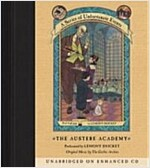 The Austere Academy (Audio CD, Unabridged)