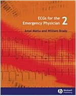 Ecgs for the Emergency Physician 1 (Paperback)