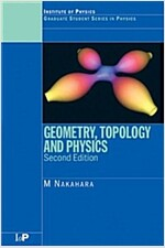 Geometry, Topology and Physics (Paperback, 2 Revised edition)