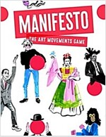Manifesto! : An Art Movements Card Game (Cards)